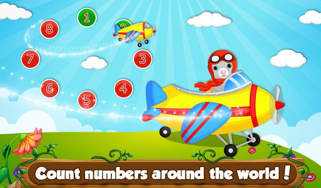 Counting 123 For Kids- screenshot