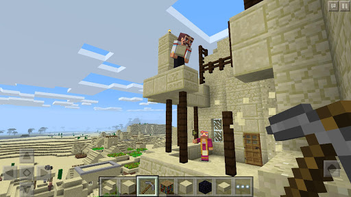 Minecraft Varies with device screenshots 10