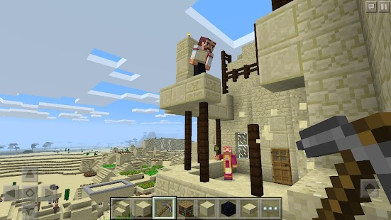 Minecraft: Pocket Edition: miniatura de captura de pantalla