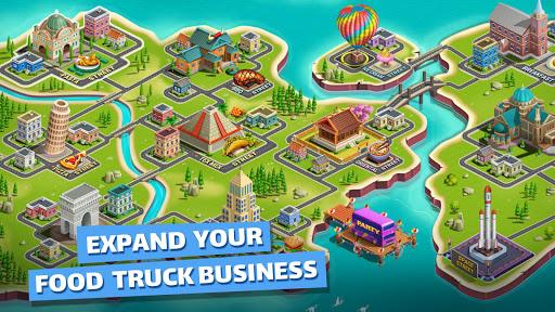Food Truck Chefu2122 ud83cudf55Cooking Games ud83cudf2eDelicious Diner 1.7.6 screenshots 2