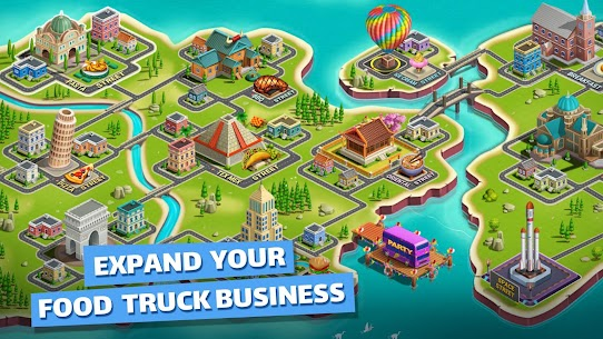 Food Truck Chef™ 🍕Cooking Games 🌮Delicious Diner Mod 1.8.0 Apk [Unlimited Gold] 3
