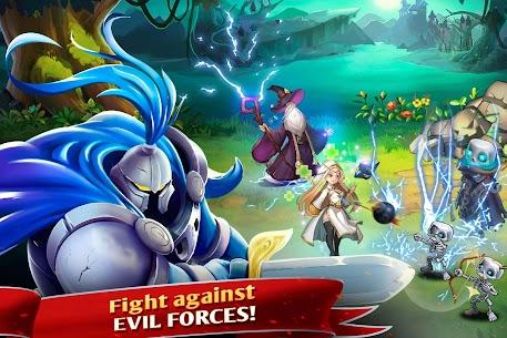 Tap Knights – Fantasy RPG Battle Clicker 1.0.0 3