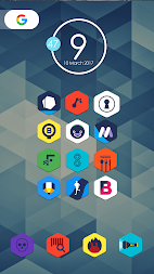 Orini - Icon Pack APK screenshot thumbnail 3