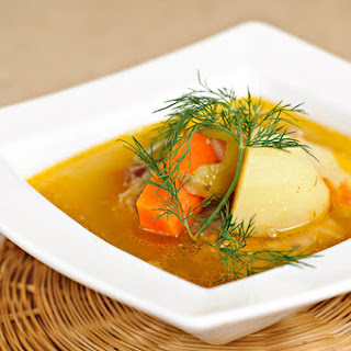 Shurpa – Lamb and Vegetable Soup