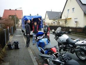 Photo: 07.03.09 Beladung (Urheberrecht M. Dorn)