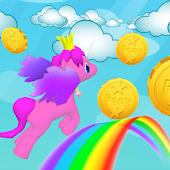 My Little Unicorn Dash 3D HD