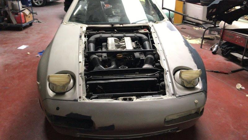 Porsche 928 S4 - 1989