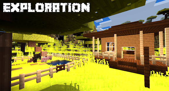 Exploration Mod