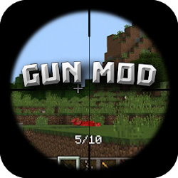 Advanced Guns mod for MCPE