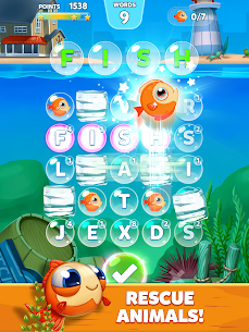 Bubble Word – Word Games Puzzle 8