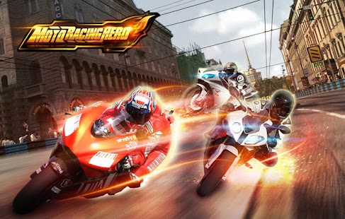 Moto Racing Hero - screenshot thumbnail