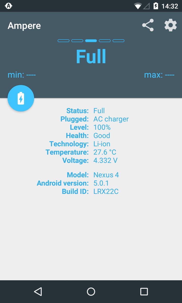 Ampere Screenshot 4