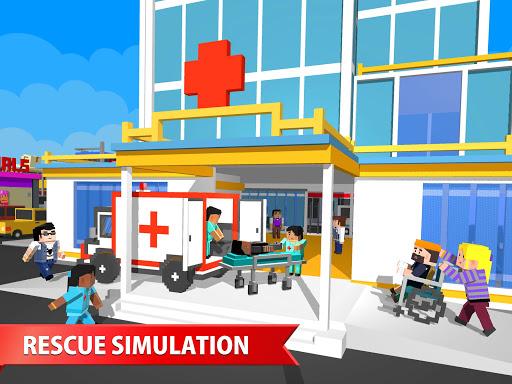 Hospital Craft: Building Doctor Simulator Games 3D 1.2 screenshots 6