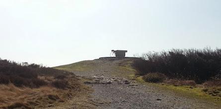 Photo: Au sommet du Méné Hom