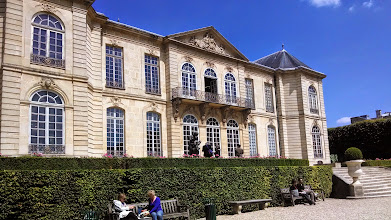 Photo: Rodin Museum main building
