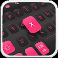 Black Pink Keyboard