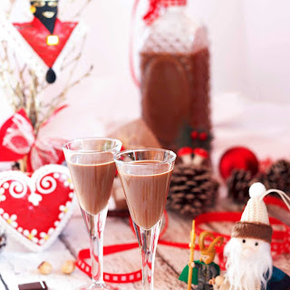 Chocolate Shake Alcohol Drink Recipes