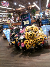 Photo: I love the smell from the flowers when you first walk in the grocery store!