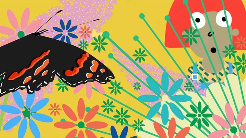Clever Brenda - Butterflies