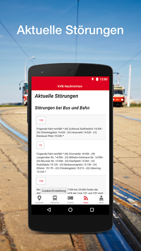 KVB-App 1.0.13 screenshots 4
