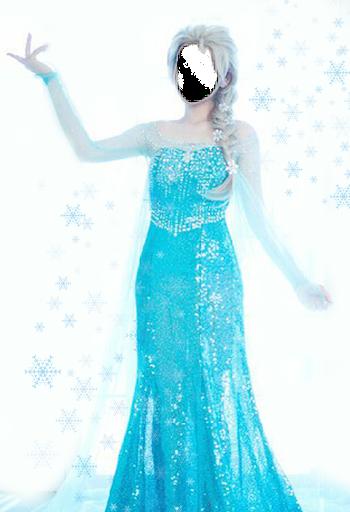 Winter Dress Photo Editor