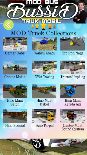 Bussid Mod Bus Truck Mobil Update 2020 1.0 screenshots 3
