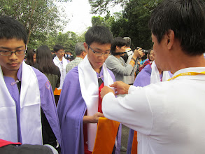 Photo: 成年禮儀式