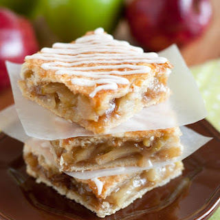 Apple Pie Bars.