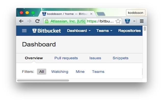 BitBucket Notifier
