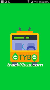 Track Your Bus - náhled