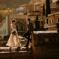 Wedding photographer Archil Korgalidze (AKPhoto). Photo of 01.11.2018
