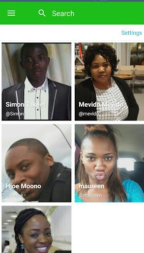 Naija dating application images
