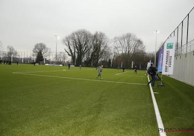 Découvrez toutes les informations sur les nouveaux terrains du Sporting d'Anderlecht (vidéo)