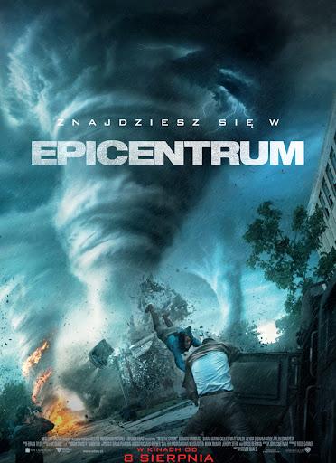 Polski plakat filmu 'Epicentrum'