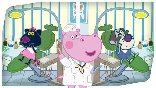 Kids Doctor: Dentist screenshots 16