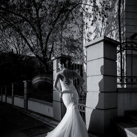 Fotógrafo de bodas Nemanja Matijasevic (nemanjamatijase). Foto del 04.01.2018