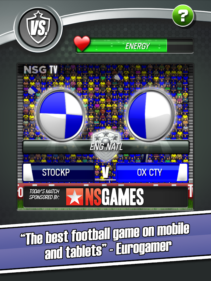 Screenshots of New Star Soccer for iPhone