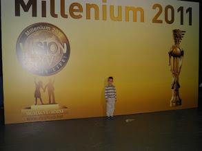 Photo: Москва. Олимпийский. 2011. Первый Millenium Артёма Назаренко