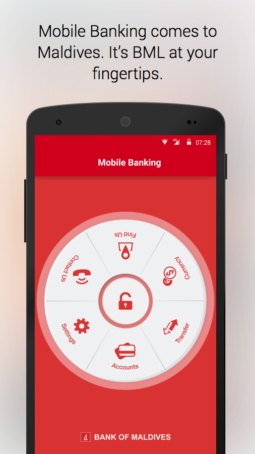 Mobile Banking- screenshot