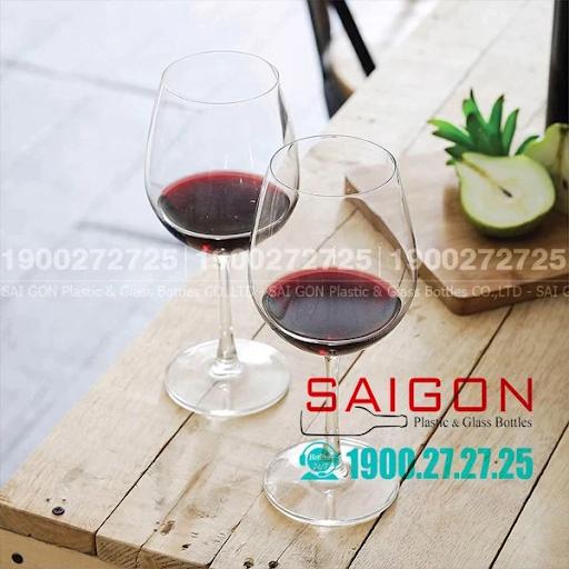Giới thiệu đơn vị chuyên bán ly uống rượu vang.