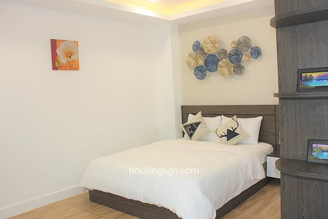 Các căn hộ cho thuê tại Sài Gòn được thiết kế với đa dạng phong cách