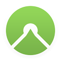 komoot — Hike & Bike GPS Maps icon