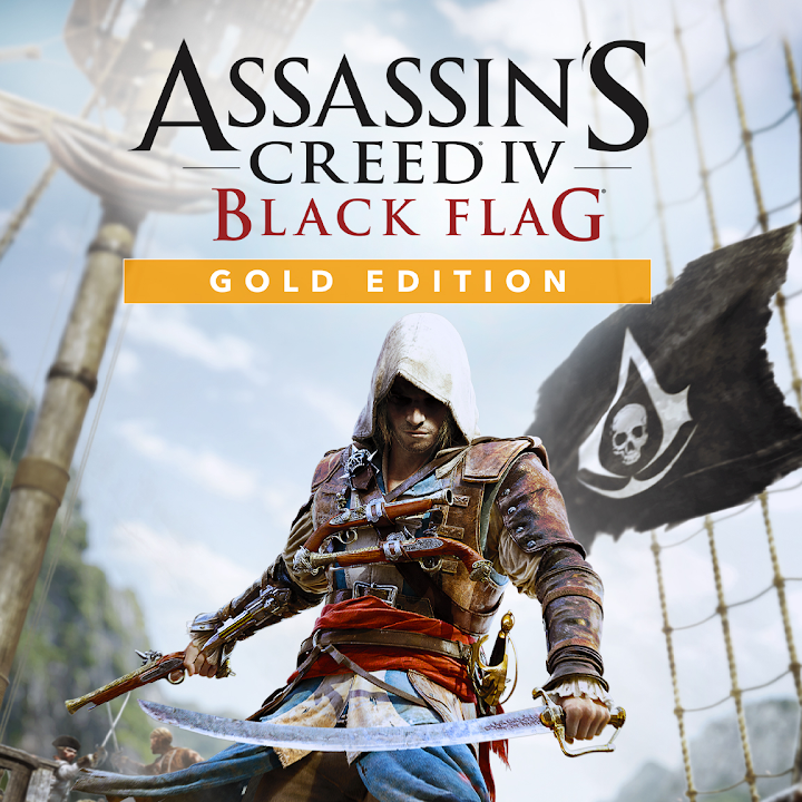 Assassin's Creed Black Flag Gold Edition