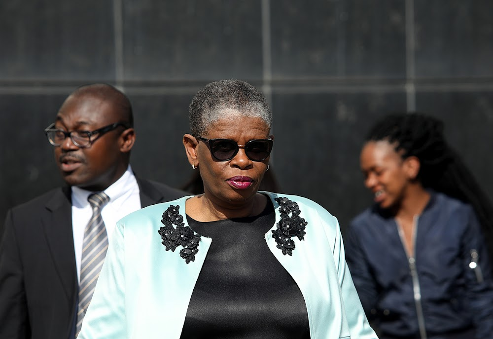 'A miscarriage of justice': supporters rally behind Zandile Gumede as trial resumes - TimesLIVE