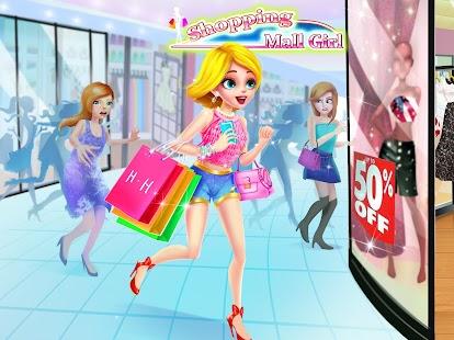 Crazy Shopping Mall Girl - náhled