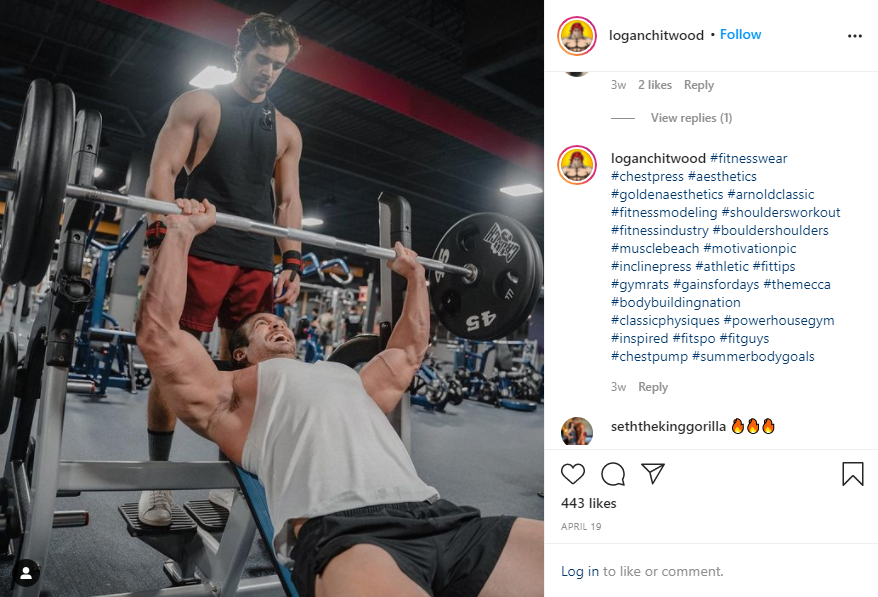 More specific hashtags are a much better way to find potential Content creators for ire, as they're more targeted to the kinds of people that you might be interested in.