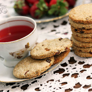 Digestive Biscuits with Raisins
