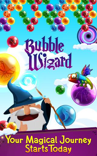 Bubble Shooter: Bubble Wizard, match 3 bubble game 1.19 screenshots 4