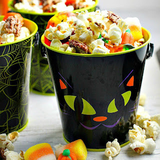 Popcorn Snack Mix Recipes