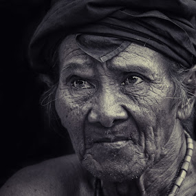 Old man by Irvan Darmawan - People Portraits of Men ( senior citizen )